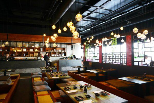KYC tatami voor de bar